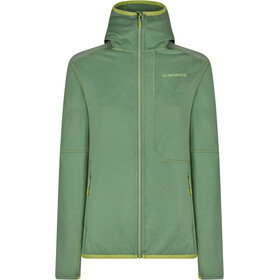 La Sportiva Granite Sweat À Capuche Femme, grass green